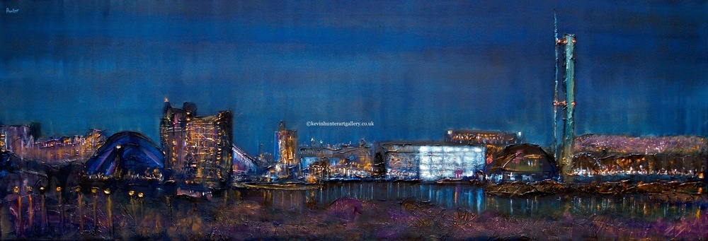 glasgow-harbour-panoramic-cityscape-painting-print-scotland