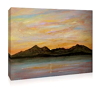 canvas-prints-of-paintings-of-arran-scotland