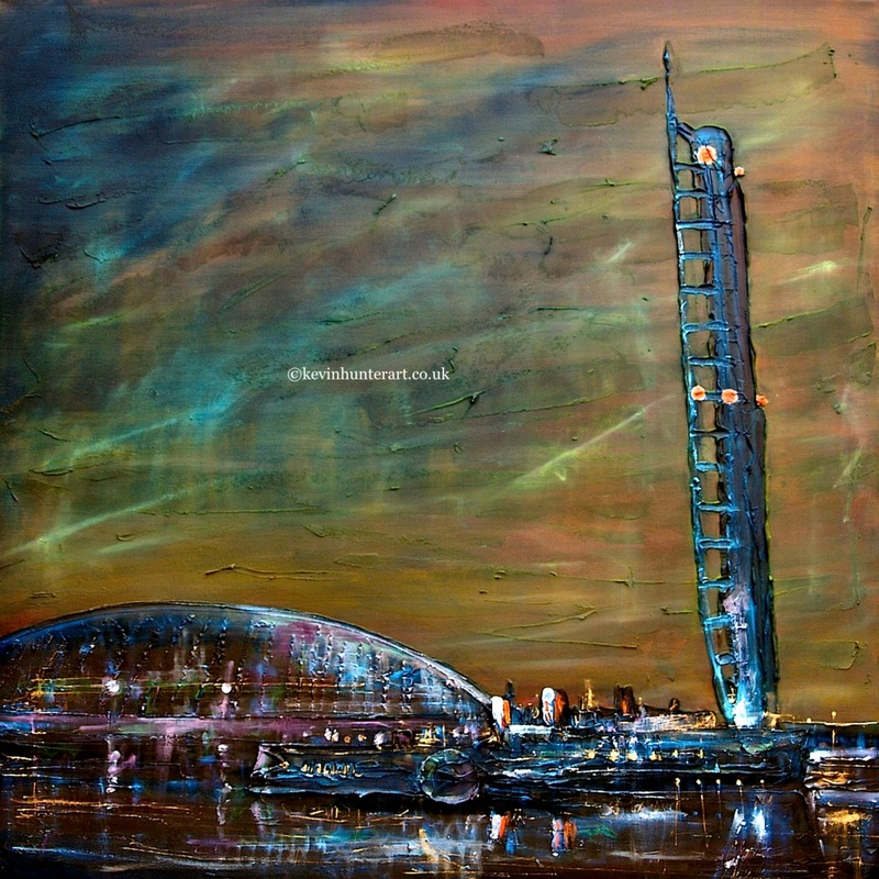 painting-print-glasgow-waverley-science-centre-cityscape-scotland