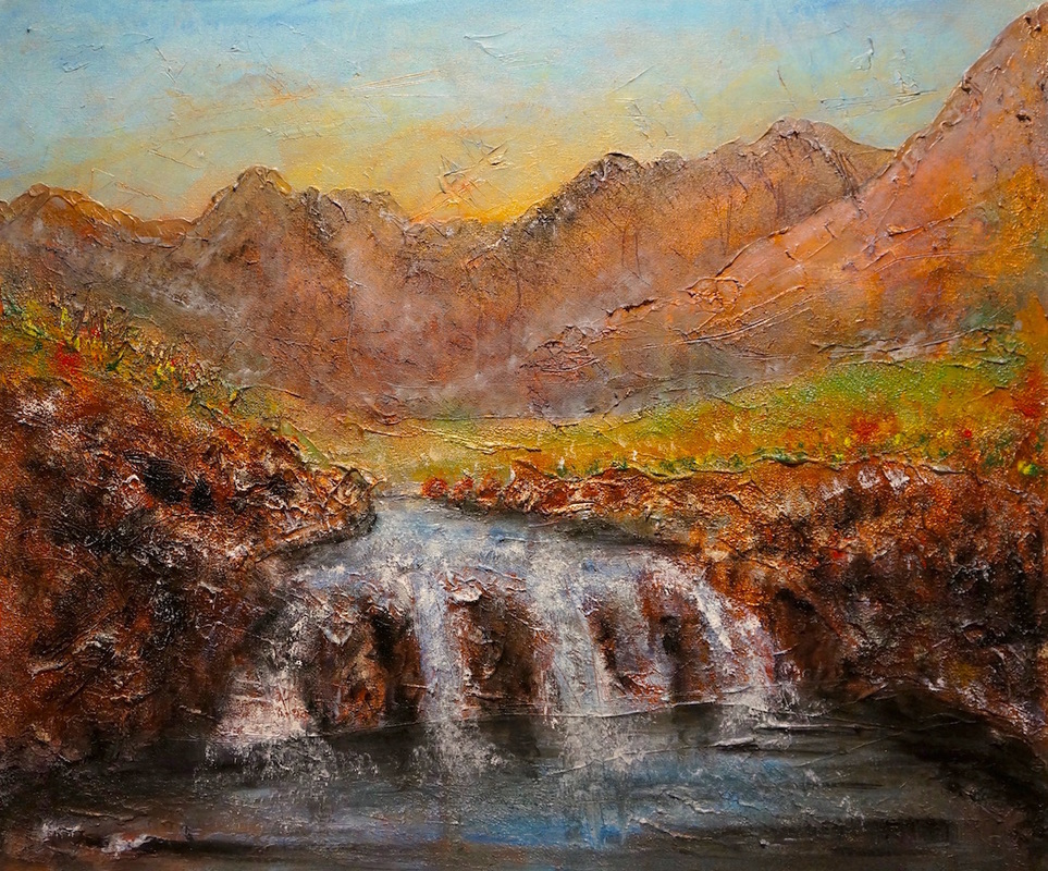 paintings-fairy-pools-isle-skye-scotland-scottish-prints-landscapes
