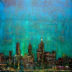 paintings-prints-new-york-city-scape-cityscape-skyline