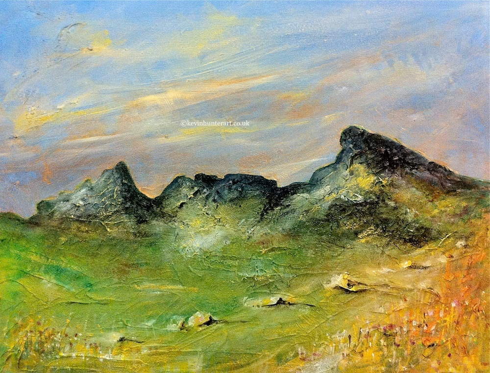 paintings-prints-commission-scottish-mountain-painting